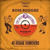 Various - Trojan Presents Boss Reggae: 40 Reggae Scorchers (Trojan) 2xCD